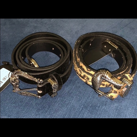 Nasty Gal Accessories - 2 belts